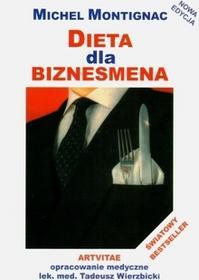 Artvitae Dieta dla biznesmena - Montignac Michel