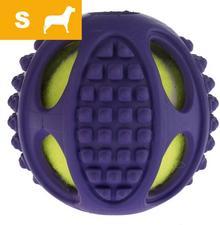 Bitiba Tenisowa piłka dla psa 2 w 1, S - 2 sztuki, 6 cm