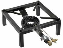 Bartscher Taboret gazowy | 398x570x(H)170mm | 7,5kW 54503