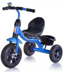 Kidz Motion Rowerek trójkołowy Tobi Basic niebieski