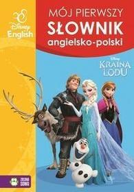 Zielona Sowa Mój pierwszy słownik obrazkowy angielsko-polski. Kraina lodu - Opracowanie zbiorowe