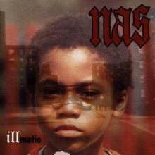 Illmatic CD) Nas