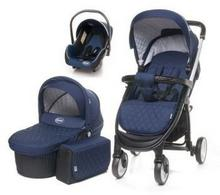 4Baby Atomic 2017 3w1 Navy Blue