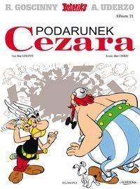 Egmont Asterix Podarunek Cezara Tom 21