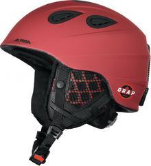 Alpina Grap 2.0 LE Deep Red Matt 54 57