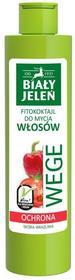 Pollena WEGE szampon 250ml Pomidor i Papryka (Ochrona)
