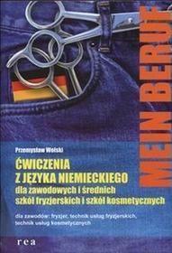 Mein Beruf dla szkół fryzj. i kosmet. 1 AB REA - Wysyłka od 3,99