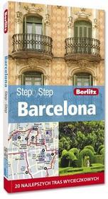 Opracowanie zbiorowe Barcelona. Przewodnik Step by Step + plan miasta GRATIS LANG-Y64