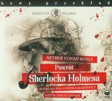 Powrót Sherlocka Holmesa - Wysyłka od 3,99