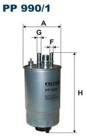 FILTRON PP 990/1 FILTR PALIWA