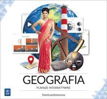 WSiP Plansze interaktywne Geografia Szkoła podstawowa wsip_geog_s_pod