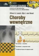 Crash Course Choroby wewnętrzne - Leach Oliver A., Boxel van Gijs I.