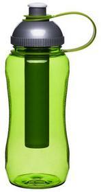 Sagaform Butelka z wkładem na lód 0,52 l Picnic zielona SF-5016295