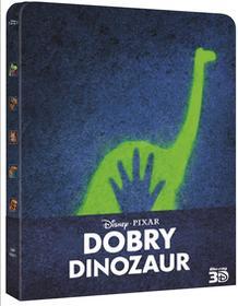 Galapagos Dobry Dinozaur 3D Steelbook) Blu-Ray) Peter Sohn