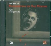 Morderstwo na Rue Morgue (audiobook CD) - Edgar Allan Poe