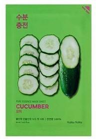 Holika Pure Essence Mask Sheet Cucumber nawilżająca maseczka z ekstraktem z ogórka 20ml 47190-uniw