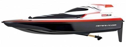 Carrera RC Race Boat, czerwona