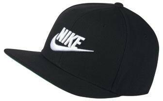 Nike Regulowana czapka Nike Sportswear Pro Czerń 891284 010