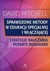 Harmonia Sprawdzone metody w edukacji specjalnej i włączającej - David Mitchell