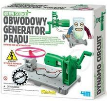 4M Green Science Obwodowy generator prądu