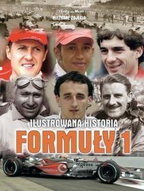 Olesiejuk Sp. z o.o. praca zbiorowa Ilustrowana historia Formuły 1