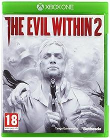 Zenimax Europe Ltd The Evil Within 2 (Xbox One) [UK z importu] EMBARGOED UNTIL ANNOUNCE 7
