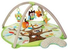 Skip Hop Mata edukacyjna Treetop - mata dla niemowląt, 17 wariantów zabawy, 307500