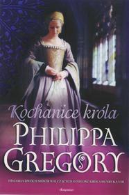 Książnica Philippa Gregory Kochanice króla