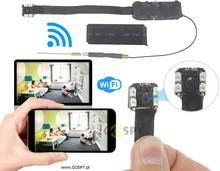 gospy.pl Kamera do ukrycia WiFi IR500 (Podgląd na żywo) G-09492511