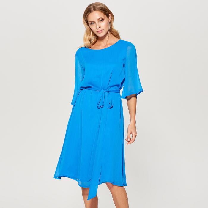 0412dfe6ac Mohito Mohito - Sukienka z dekoltem na plecach - Niebieski