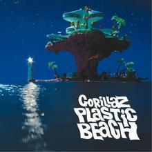 Gorillaz Plastic Beach Limited Edition)