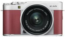 Fuji X-A5 + XC 15-45 różowy