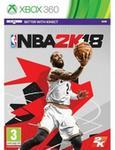 Cenega NBA 2K18 X360