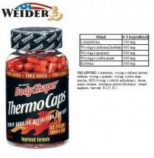 WEIDER WEIDER Thermo Caps - 120 kaps A73F-28963