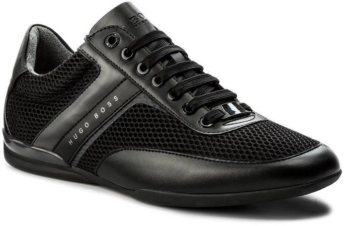 8fb09d3598db4 Boss Sneakersy Space 50379247 10204219 01 Black 001 – ceny, dane  techniczne, opinie na SKAPIEC.pl