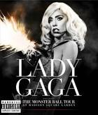 The Monster Ball Tour At Madison Square Garden Blu-Ray) Lady Gaga