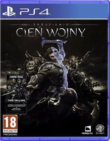 Śródziemie: Cień Wojny Silver Edition PS4