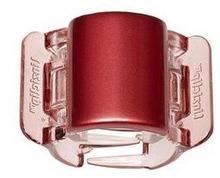 Linziclip Midi Red-Pearl-Clear Klamra do włosów
