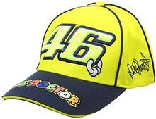 Sando VALENTINO Rossi czapka bejsbolowa (nr 46)żółty VR46