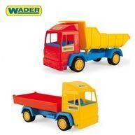 Wader Mini Truck samochód dostawczy lub wywrotka