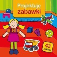 Muza Projektuję zabawki - Krystyna Bárdos
