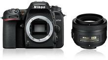 Nikon D7500 + AF-S DX NIKKOR 35mm