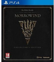 The Elder Scrolls Online: Morrowind Collectors Edition PS4