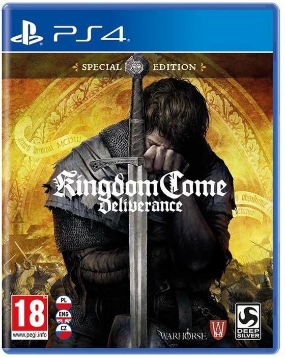Kingdom Come Deliverance Edycja Specjalna PS4