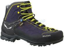 Salewa Buty trekkingowe Rapace GTX czarno-fioletowe) 12h