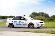 Szkolenie rajdowe na Subaru Impreza STI Wrocław III etap