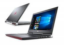 "Dell Inspiron 15 ( 7567 ) 15,6"" FHD, Core i7, 1TB HDD, 8GB RAM, GTX1050Ti, W10H"