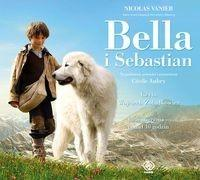 Rebis Bella i Sebastian (audiobook CD) - Nicolas Vanier