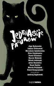 Jedenaście pazurów - Andrzej Sapkowski, Artur Baniewicz, Łukasz Orbitowski