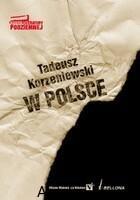 Bellona W POLSCE. KANON LITERATURY PODZIEMNEJ Tadeusz Korzeniewski 978-83-11-11674-0